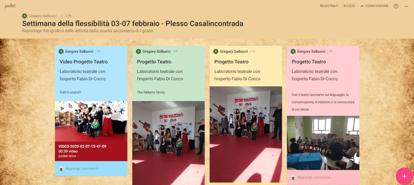 Settimana della Flessibilità CASALINCONTRADA